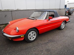 Picture of Alfa Romeo 2000 spider veloce 1983 For Sale