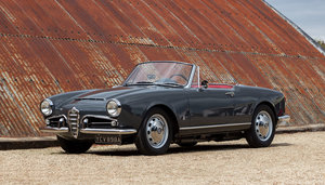 Picture of 1963 Alfa Romeo Giulia Spider Veloce - Bare Metal Restored SOLD