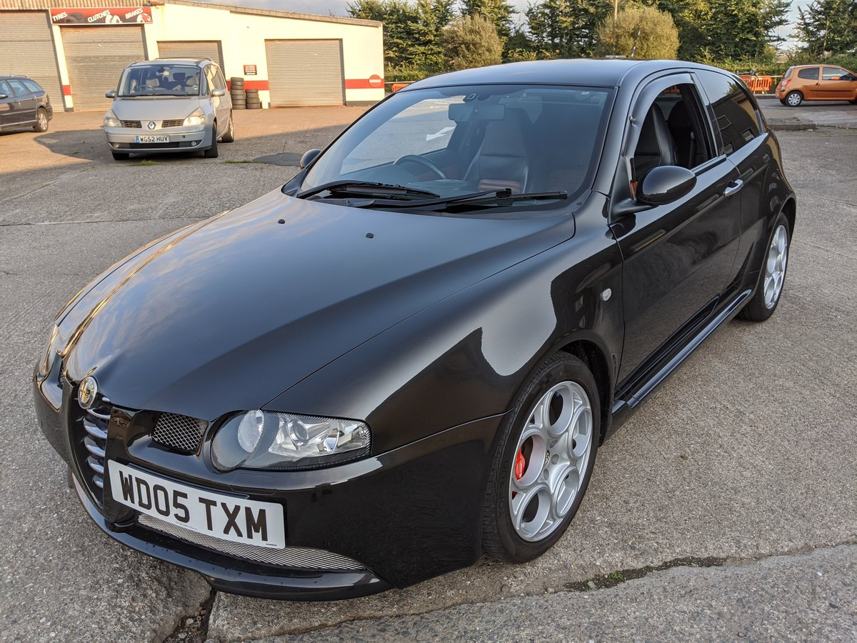 2005 Alfa Romeo 147 GTA Japanese Import V6 3.2 For Sale (picture 5 of 6)
