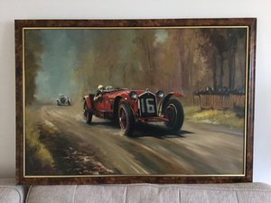 Picture of Alfa Romeo Dion pears oil painting original