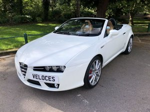 Alfa romeo spider 2.2 jts limited edition
