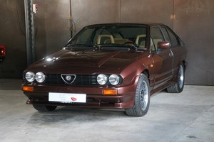 Picture of 1985 Alfa Romeo Alfetta GTV 6 / 44000 km from new For Sale