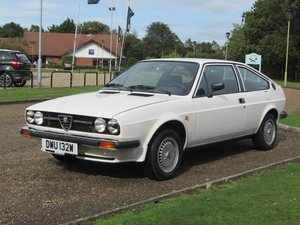 Picture of 1981 Alfa Romeo Alfasud Sprint Veloce LHD at ACA 7thNovember For Sale by Auction