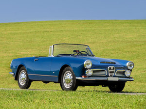 Picture of 1964 ALFA ROMEO 2600 SPIDER WITH HARDTOP