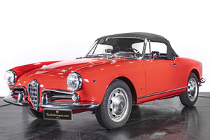 Picture of ALFA ROMEO GIULIA SPIDER - 1962  For Sale