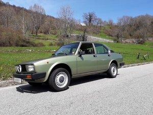 Picture of 1978 One hand 21 k km! Alfetta 2000 lusso