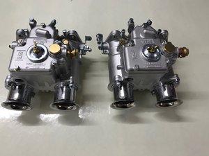 Carburetors Weber 40DCOE2 Alfa Romeo Veloce