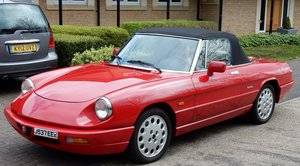 Picture of 1991 S4 Spider - classic convertible LHD