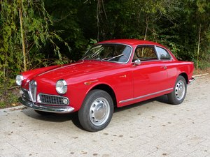 Picture of 1960 Beautifully restored Giulietta Sprint 1300 engine overhauled For Sale