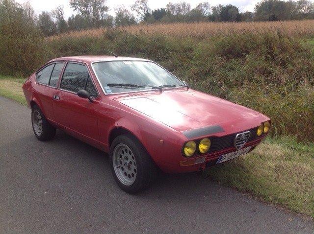 Picture of 1980 Alfa Romeo Alfetta GTV Delta For Sale