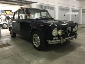 Picture of 1969 PERFECT GIULIA 1600 SUPER For Sale