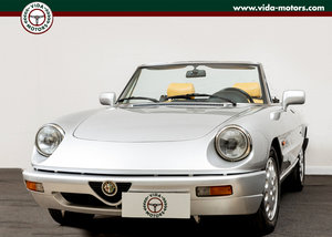 Picture of 1990 Alfa Romeo Spider 2.0 * PERFECTLY CONSERVED * HARD TOP SOLD