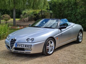Picture of 2003 Alfa Romeo 916 Spider 3.2 V6 - GTA Spec