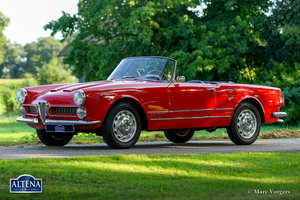 Picture of Alfa Romeo 2000 Spider, 1962 For Sale
