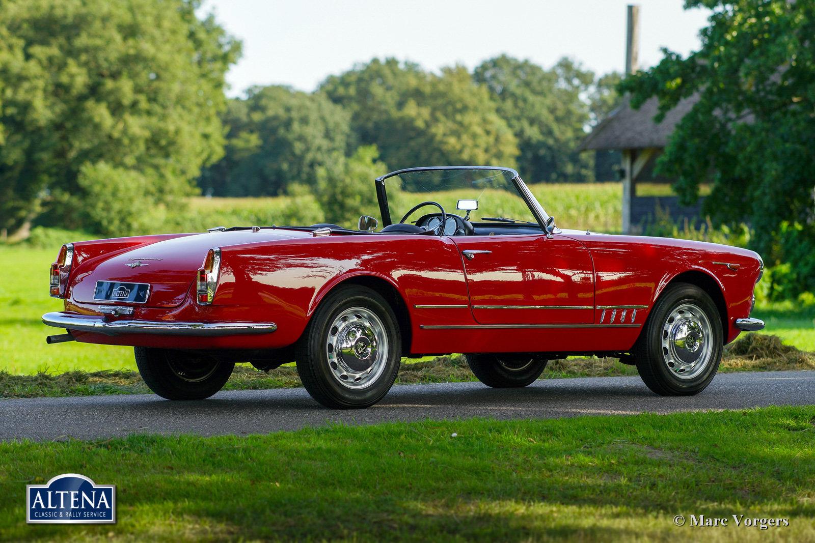 Alfa Romeo 2000 Spider, 1962 For Sale (picture 4 of 6)