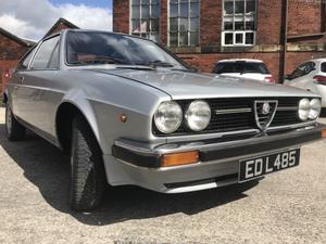 Picture of 1978 Alfa Romeo Alfasud Sprint Series 1, very rare