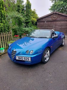 Picture of 2005 Alfa Romeo Spider 916 3.2 Busso Engine 240BHP