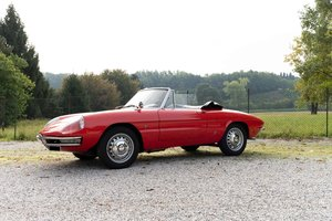 Picture of 1967 2nd owner Osso di Seppia 1600 - excellent