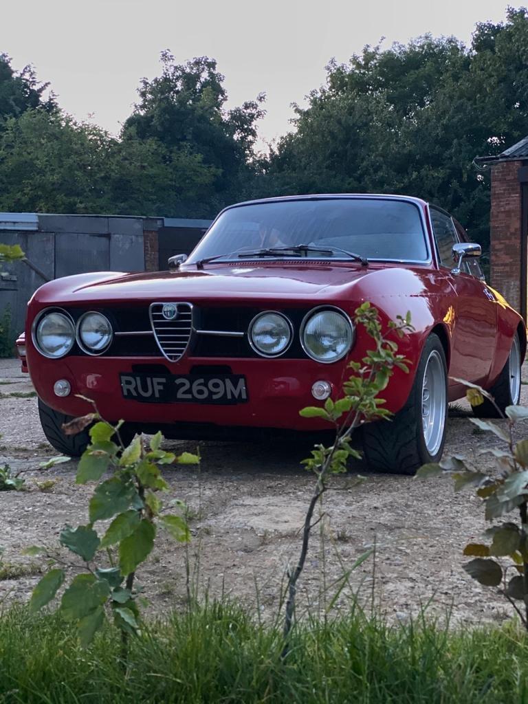1973 Alfa Romeo gtv 2000 gta/m replica For Sale (picture 1 of 6)