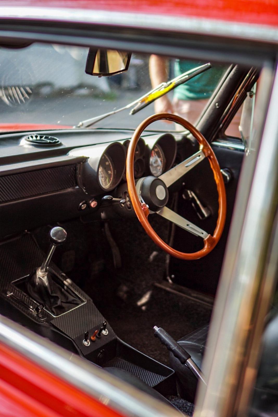 1973 Alfa Romeo gtv 2000 gta/m replica For Sale (picture 3 of 6)
