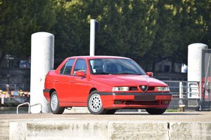 Picture of 1992 Alfa Romeo 155 Q4 No reserve For Sale by Auction