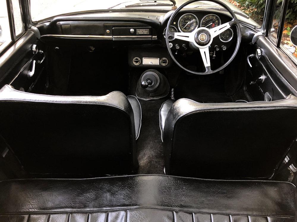 1964 Alfa Romeo 2600 Spider For Sale (picture 3 of 24)