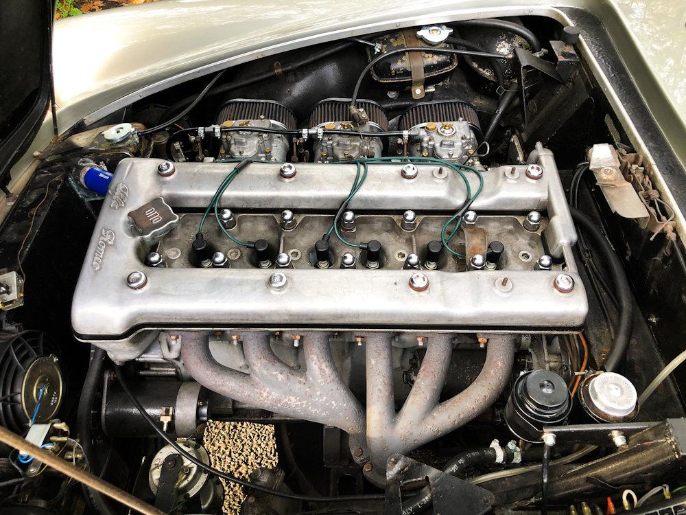 1964 Alfa Romeo 2600 Spider For Sale (picture 13 of 24)