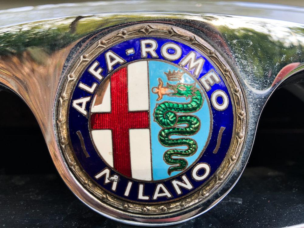 1964 Alfa Romeo 2600 Spider For Sale (picture 24 of 24)
