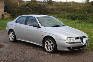 Alfa Romeo 156 V6 6-Speed manual