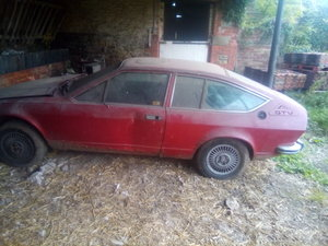 Picture of 1980 Alfa romeo alfratta GTV barn find