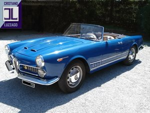 Picture of 1959 ALFA ROMEO 2000 TOURING SPIDER EURO 69800 For Sale