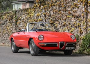 Picture of 1970 Alfa Romeo Spider Roundtail