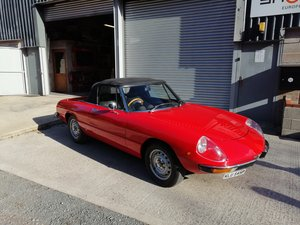 Picture of 1976/P S2 Spider 2000 Veloce UK right hand drive