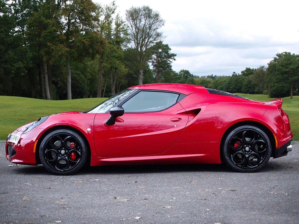 2016 Alfa Romeo 4C For Sale (picture 2 of 20)
