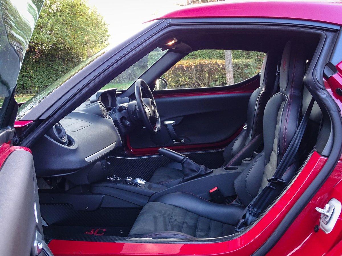 2016 Alfa Romeo 4C For Sale (picture 4 of 20)