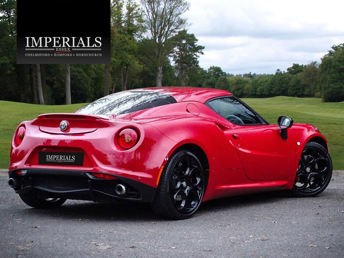 2016 Alfa Romeo 4C For Sale (picture 5 of 20)