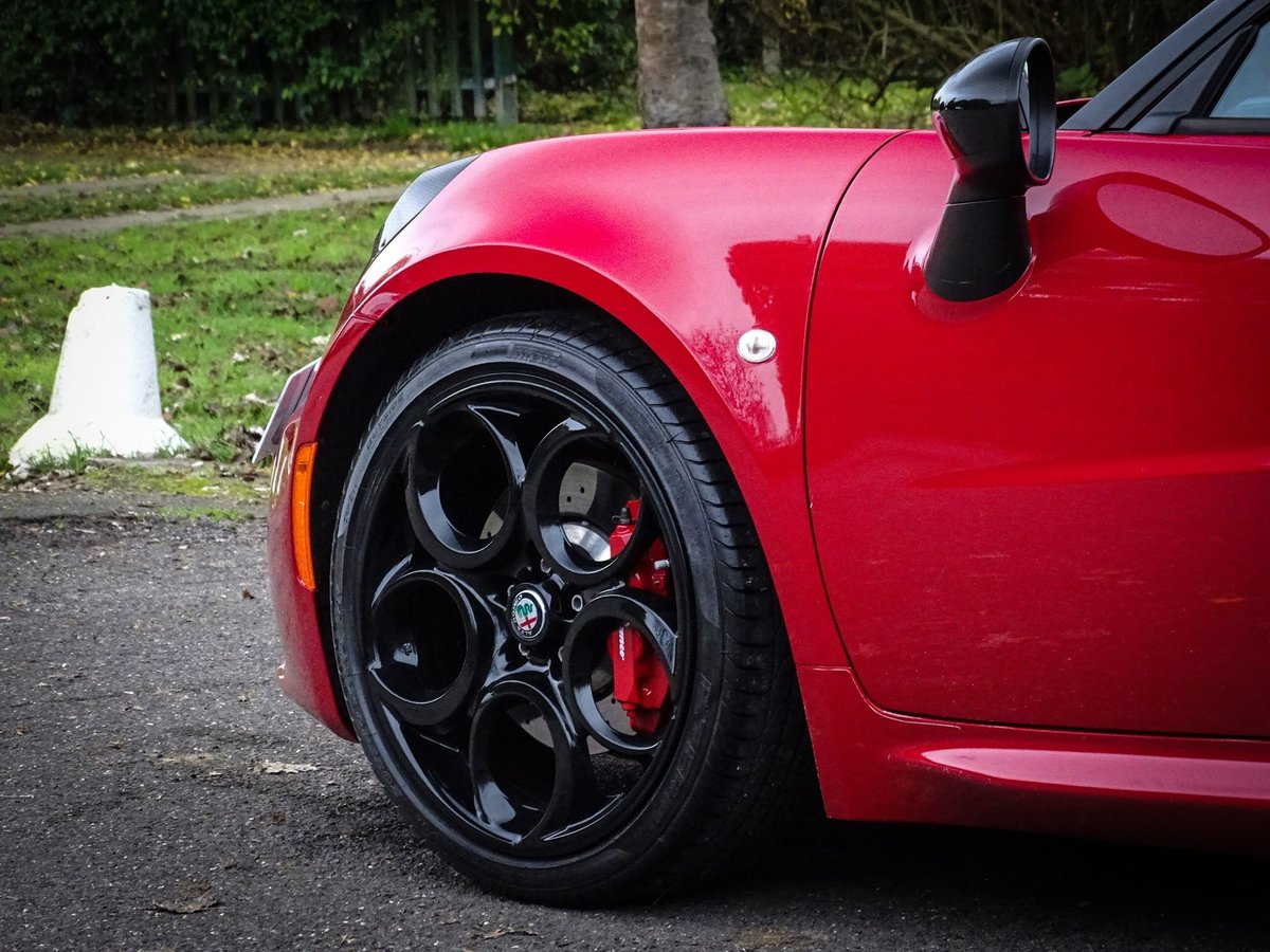 2016 Alfa Romeo 4C For Sale (picture 6 of 20)