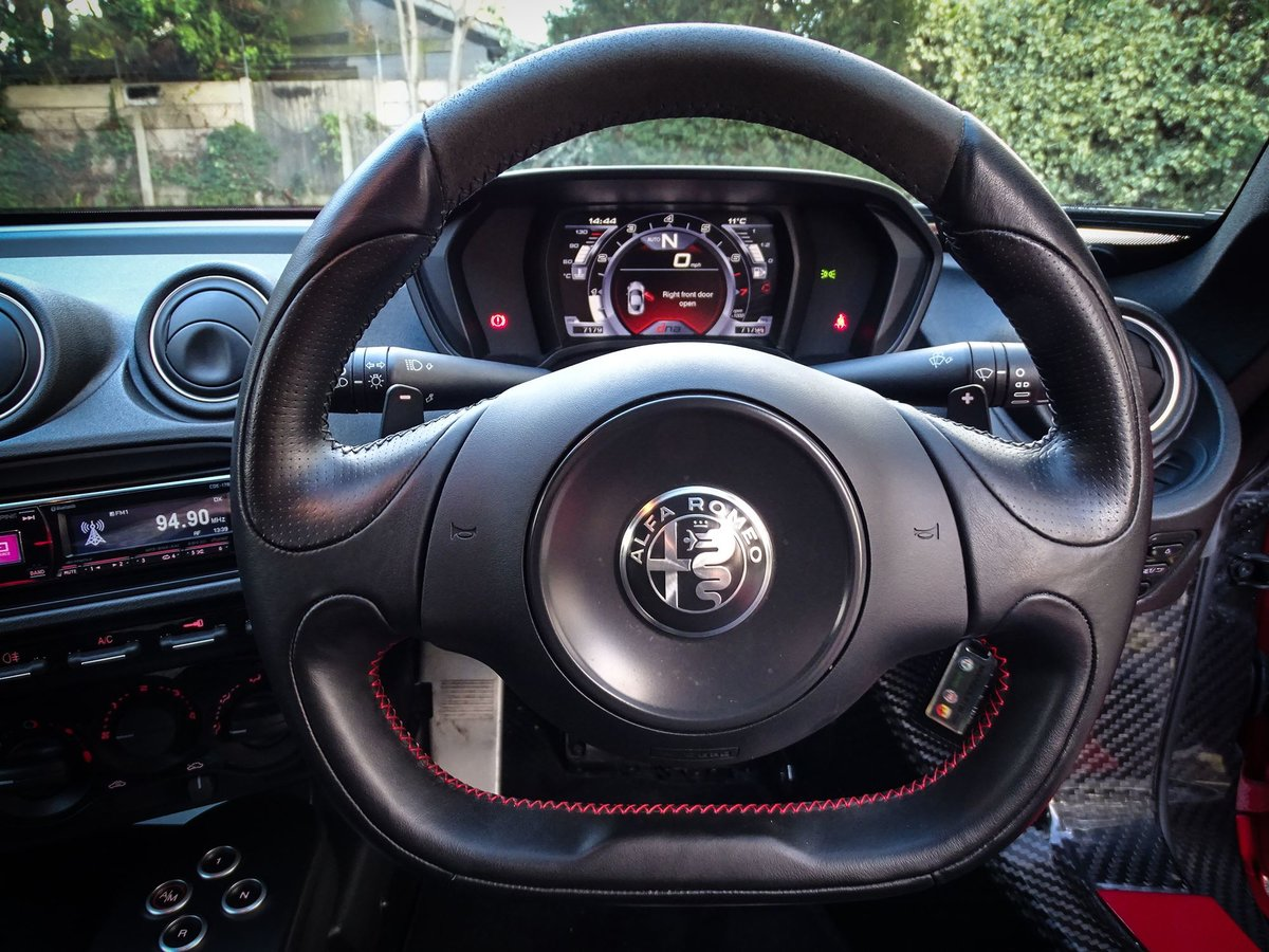 2016 Alfa Romeo 4C For Sale (picture 8 of 20)