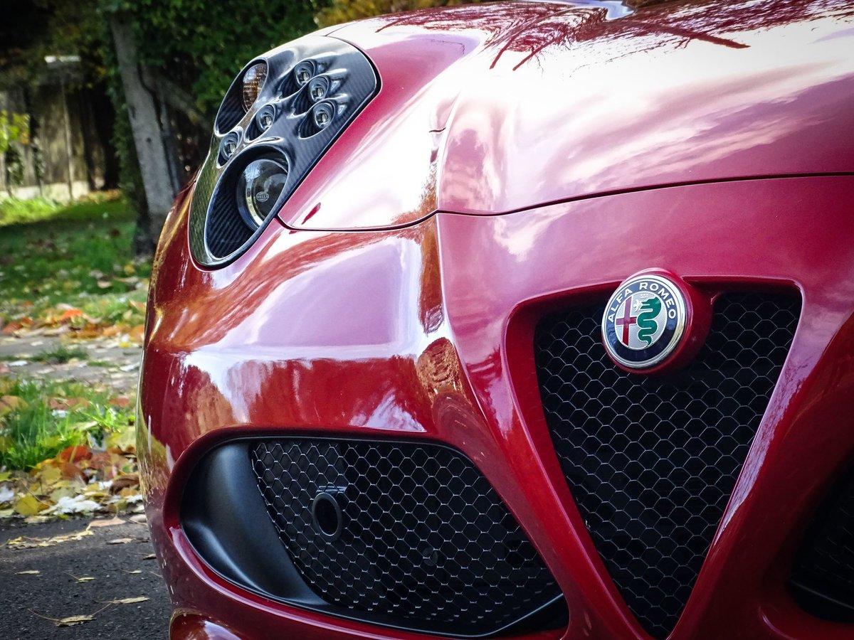 2016 Alfa Romeo 4C For Sale (picture 10 of 20)