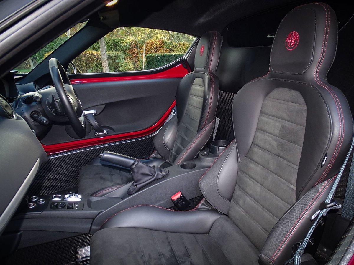 2016 Alfa Romeo 4C For Sale (picture 13 of 20)