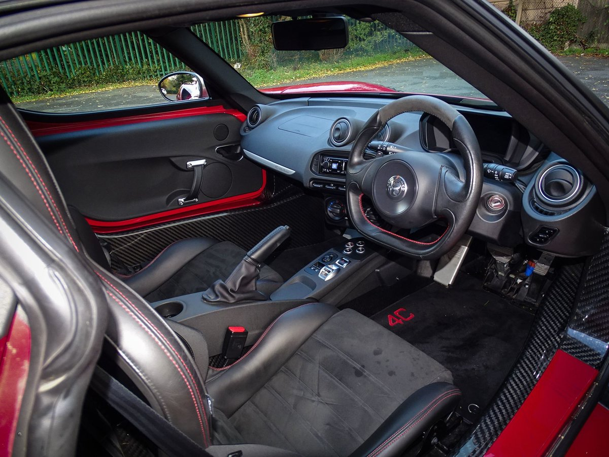2016 Alfa Romeo 4C For Sale (picture 19 of 20)