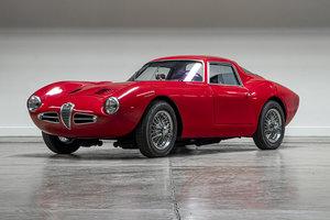 1953 Alfa Romeo 1900 Speciale