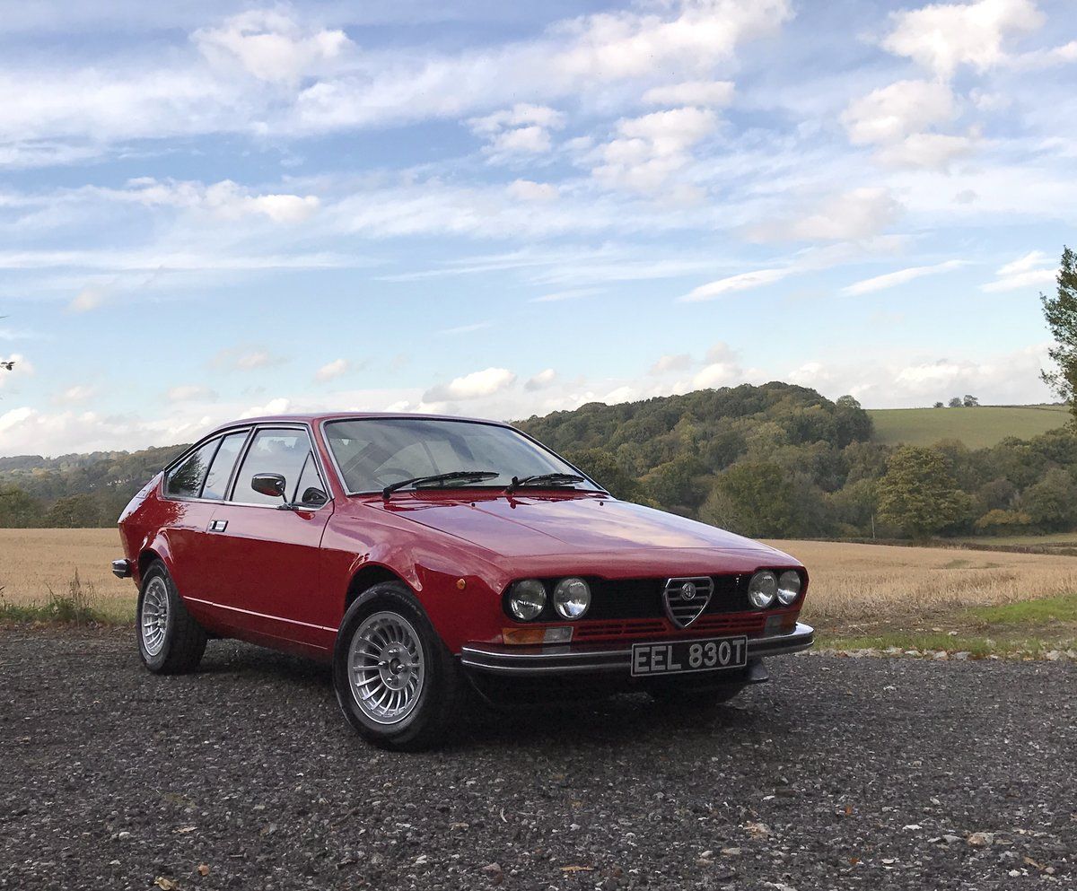 1978 Alfa Romeo GT-V 2000 For Sale (picture 1 of 6)