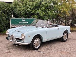 Picture of 1962 Alfa Romeo Giulia Spider 3°Serie (101.23) For Sale