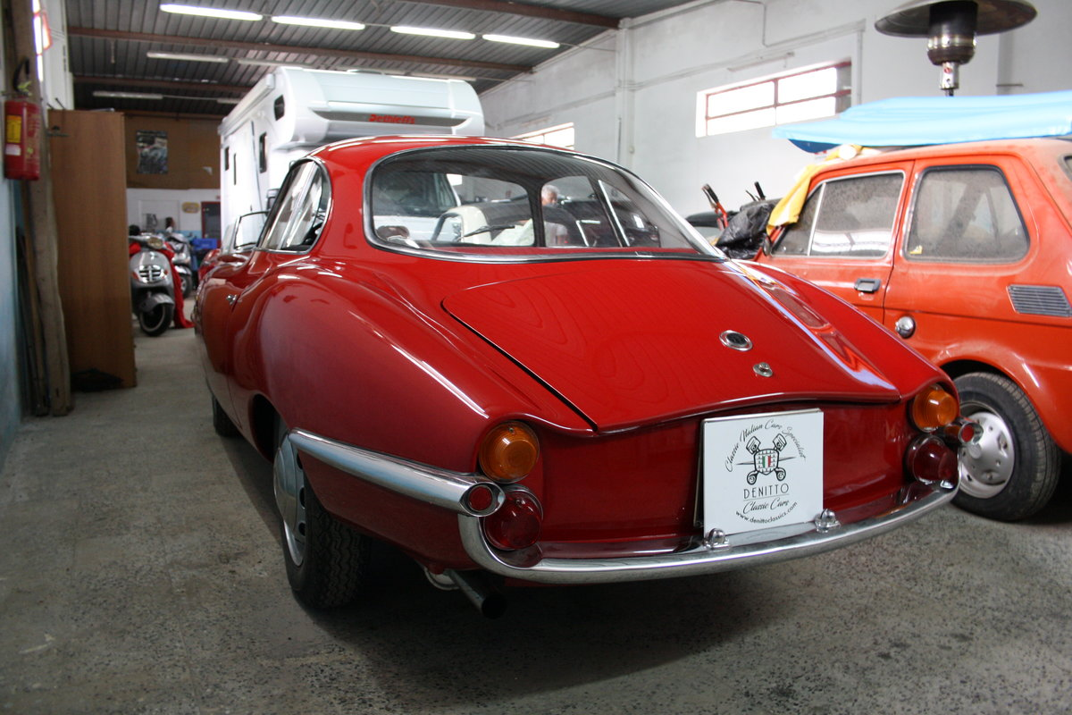 1961 alfa romeo SS Sprint Speciale For Sale (picture 2 of 10)