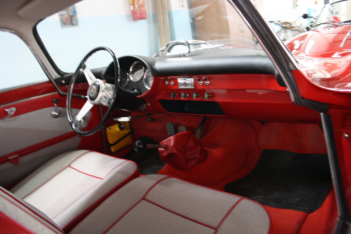 1961 alfa romeo SS Sprint Speciale For Sale (picture 4 of 10)