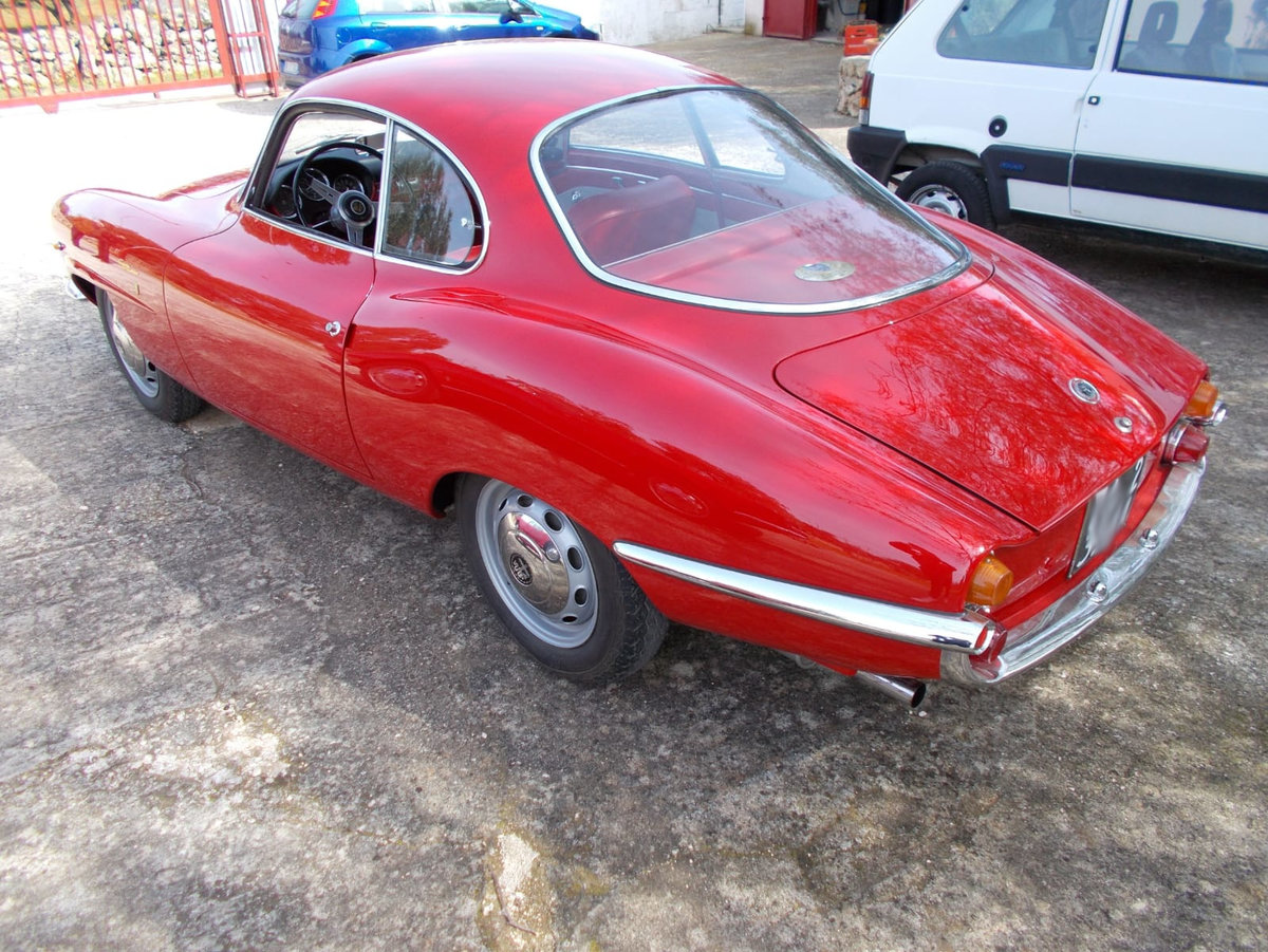 1961 alfa romeo SS Sprint Speciale For Sale (picture 5 of 10)