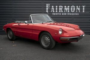 Picture of 1970 Alfa Romeo Spider Roundtail SOLD