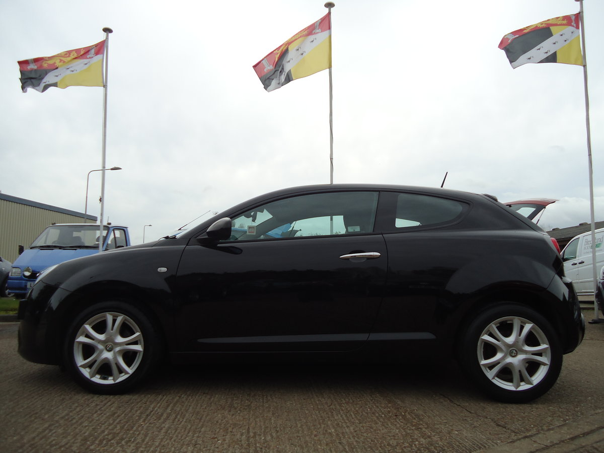 1060 EXTREMELY LOW MILEAGE ALFA MITO TURISMO For Sale (picture 1 of 2)
