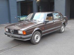 Picture of 1982 ALFA ROMEO GIULIETTA 1.6  like new! For Sale